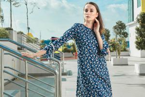 Baju Kurung Modern Printed Sale Online 2018 + Design By AAK