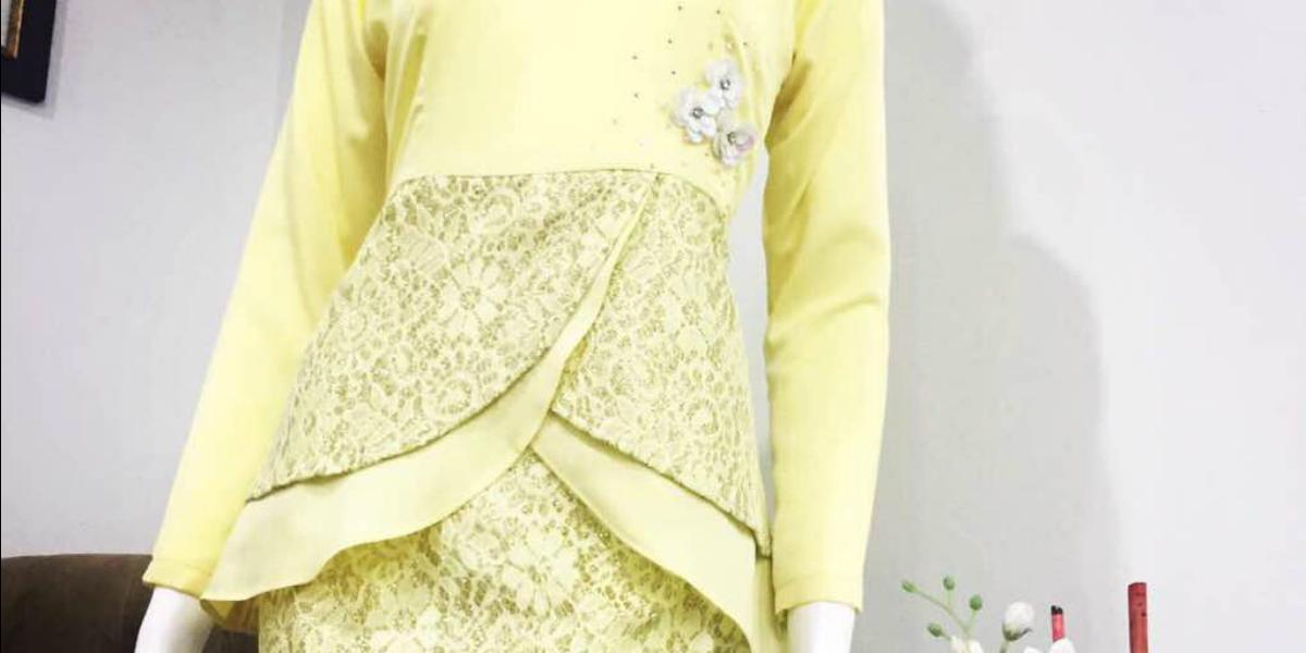Jahitan Manik Baju Kurung Moden Terkini – 5 Jenis Manik Yang Trending